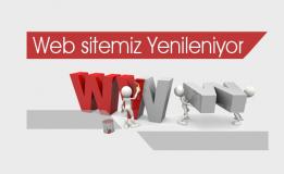 İnternet Sitemiz Yenileniyor…