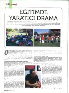 Cumhuriyet Gazetesi Kitap Eki – 12 Nisan 2012