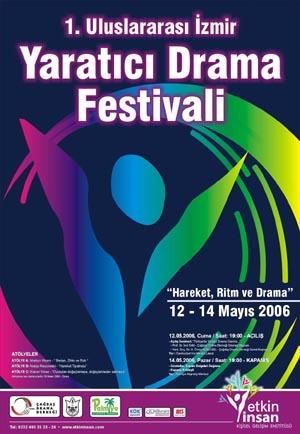 1. Uluslararası İzmir Drama Festivali