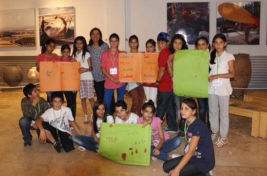 Trabzon'da Yaratıcı Drama Eğitmenliği/Liderliği Programı