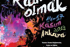23. Uluslararası Eğitimde Yaratıcı Drama Kongresi Trt Ankara Radyosunda!!!