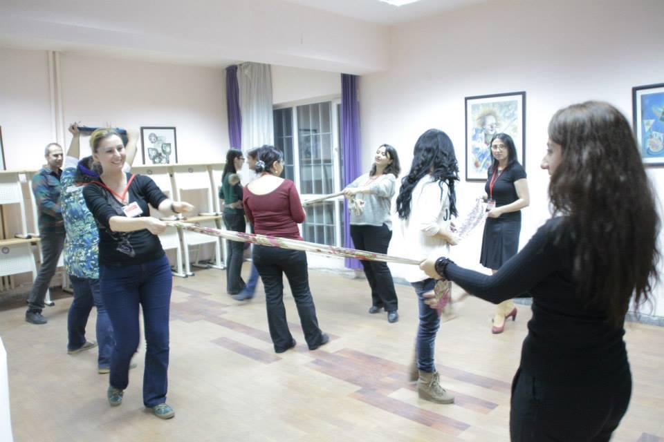Tiyatro ve Drama Birimi Çalışması