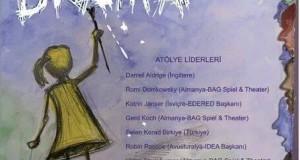24. Uluslararası Eğitimde Yaratıcı Drama Semineri-Muğla (24-27 Nisan 2014)