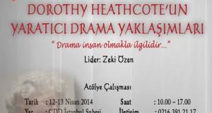 """""""Dorothy Heathcote'un Yaratıcı Drama Yaklaşımları"""" Zeki Özen"""