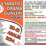 6. Drama Günleri- Kocaeli