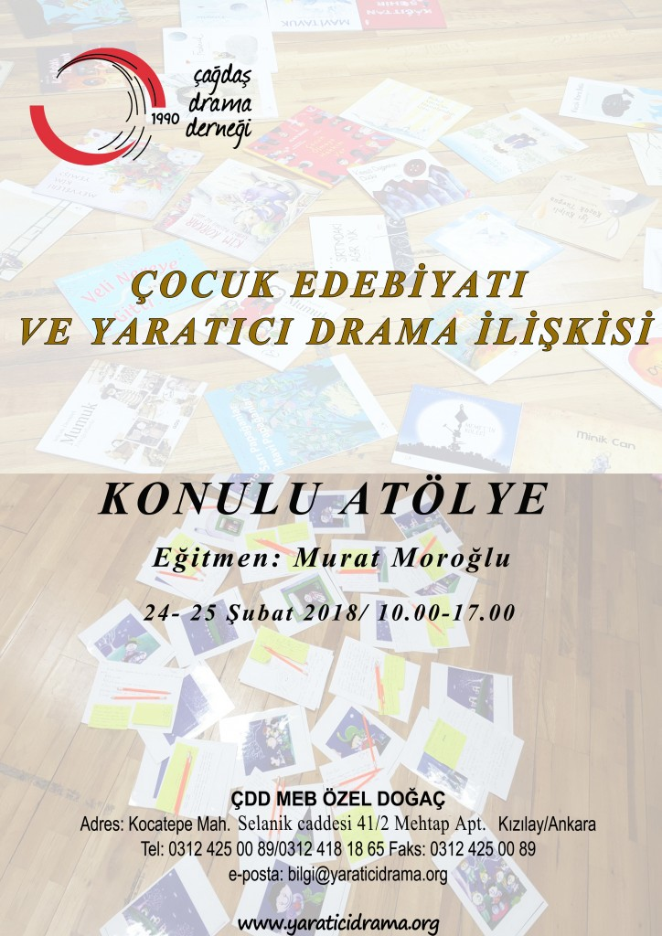 Murat konulu atölye 2018