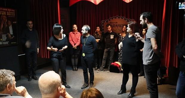 """ÇDD Bursa Temsilciliği Tiyatro Birimi """"Hariçten Gazel Okuyanlar"""""""