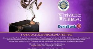 4. Ankara Uluslararası Kukla Festivali / 12-21 Ekim 2018