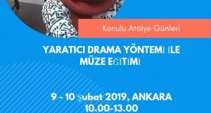 Yaratıcı Drama Yöntemi İle Müze Eğitimi