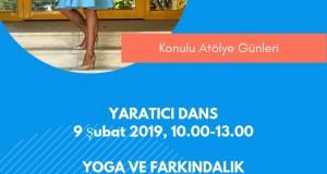 Yaratıcı Dans/Yoga ve Farkındalık